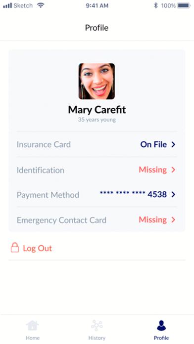 messages.download Sick: A Digital Health Wallet software