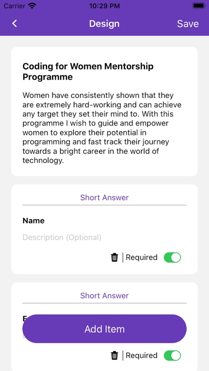 FormsApp : Manage your forms screenshot-8