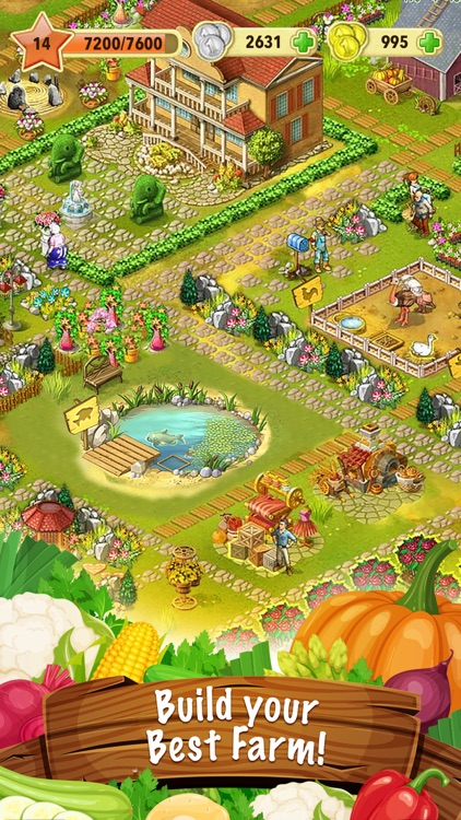 Jane's Farm: farming business screenshot-5