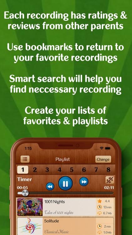 Audio Fairy Tales & Music screenshot-3