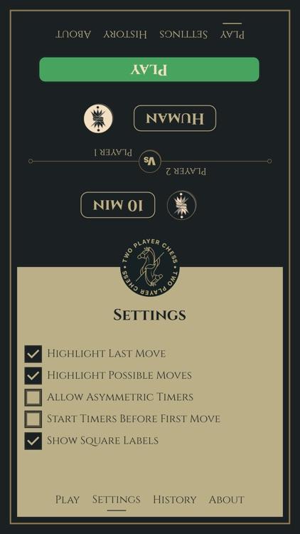 Two Player Chess (2P Chess) screenshot-5
