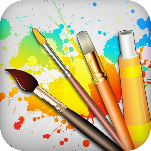 Drawing Desk: Draw & Paint Art app logo