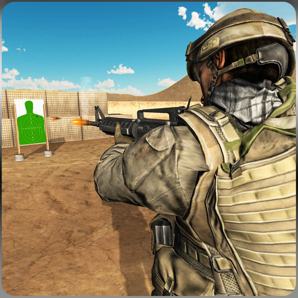 Army Sniper Shooting Training hack