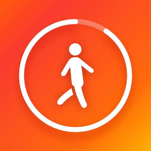 Step On: Walking tracker
