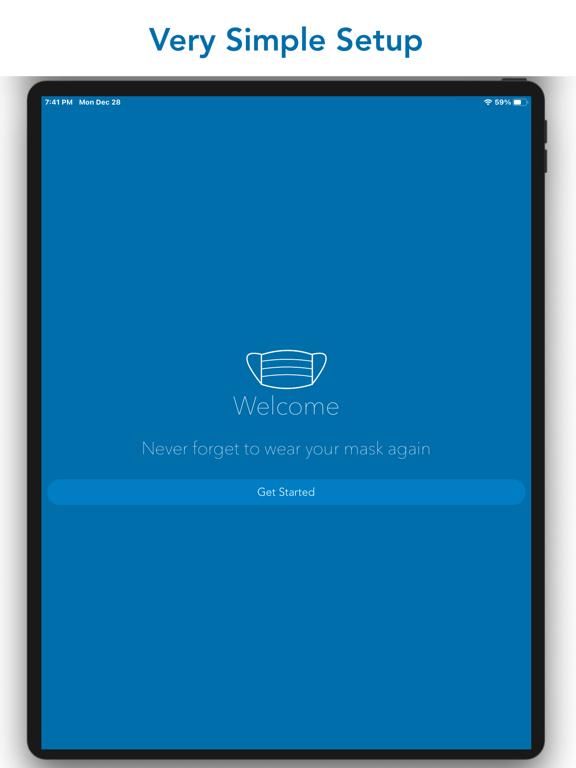 WearYourMask Pro Screenshots