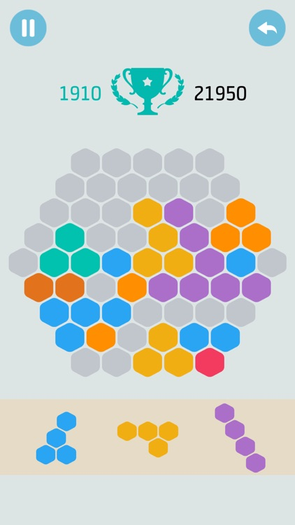 Hexa block puzzle +