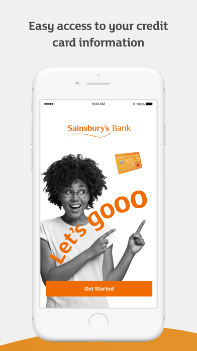 Sainsbury's Bank Credit Card screenshot three