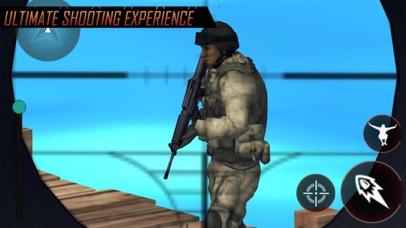 Ultimate Sniper Survival Screenshot on iOS