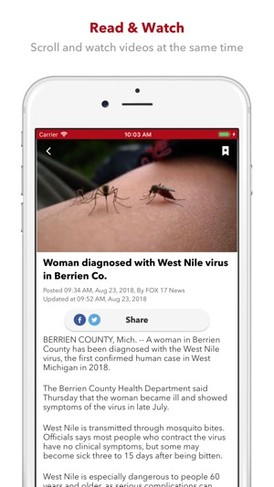 FOX17 News - West Michigan on the App Store