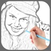 Photo Sketch Plus - iPhoneアプリ