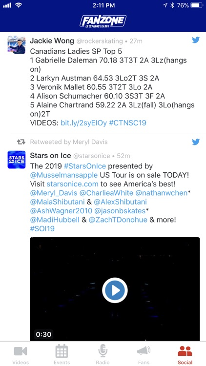 U.S. Figure Skating Fan Zone screenshot-4