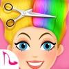 女生游戏大全: 公主美发沙龙模拟装扮打扮小游戏