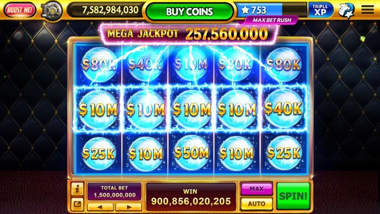 Caesars® Casino Vegas Slots screenshot-0