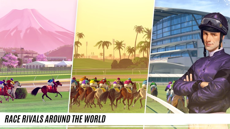 Rival Stars Horse Racing screenshot-4
