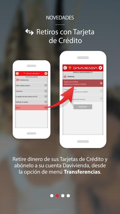 Davivienda Honduras screenshot-6