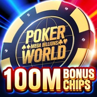 Poker World Mega Billions Hack Spin and Chips Generator online