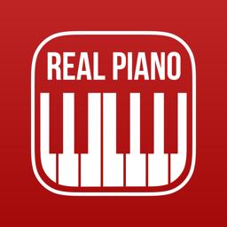 Ícone do app Real Piano™