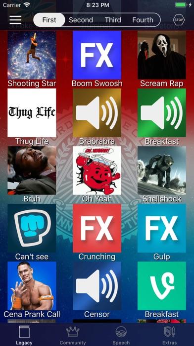 MLG Soundboard Dank Edition by El Dorado Apps LLC (iOS