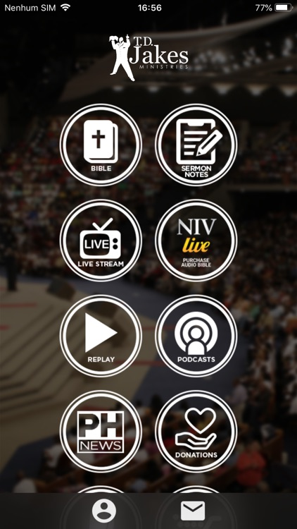 T D  Jakes Ministries by Inspired Properties, LLC