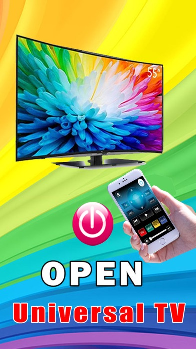 Universal Remote Smart TV Pro