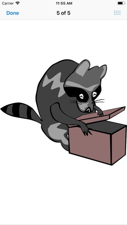 Raccoons screenshot-5