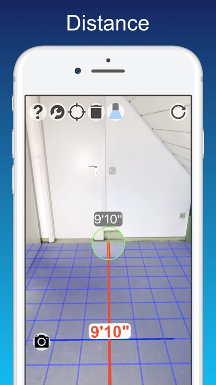 Tape Measure Camera Ruler Pro
