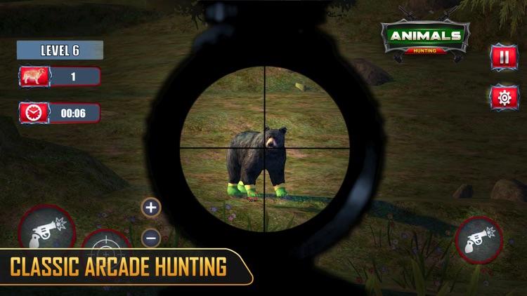 Wild Deer Hunting Games 2021 screenshot-5