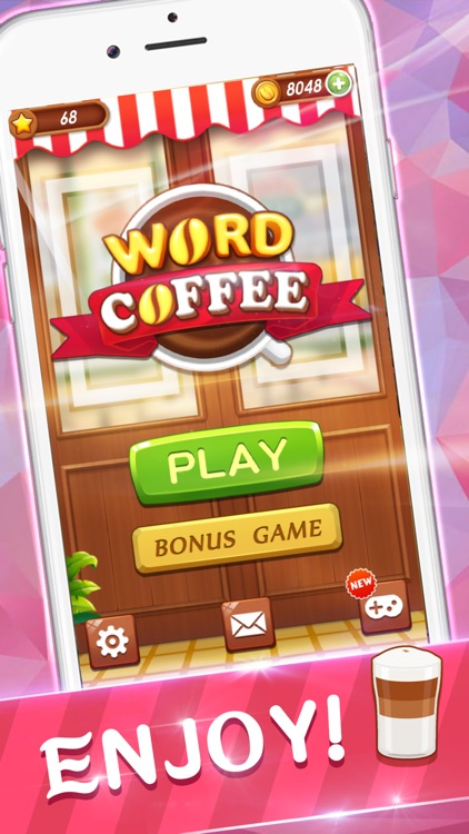 Word Coffee Plus screenshot-4