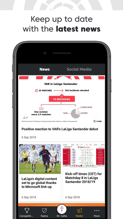 LaLiga: Spanish Soccer League screenshot-5