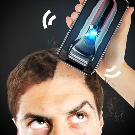 恶搞剃头器-手机仿真电剃须刀