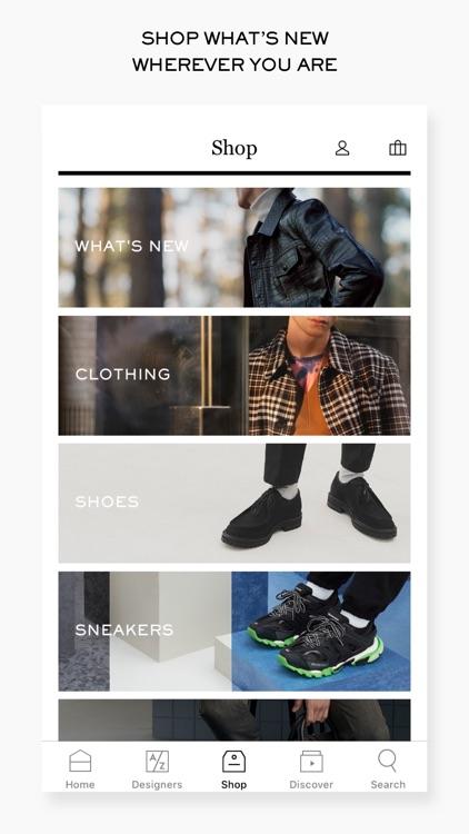 MR PORTER l Designer Clothes