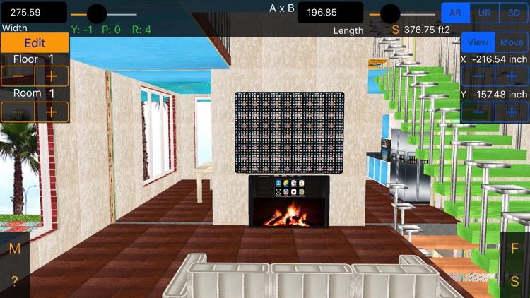 Home Repair 3D Pro - AR Design screenshot-0