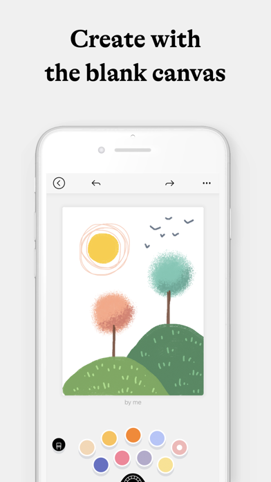 Lake: Coloring Books Screenshot on iOS