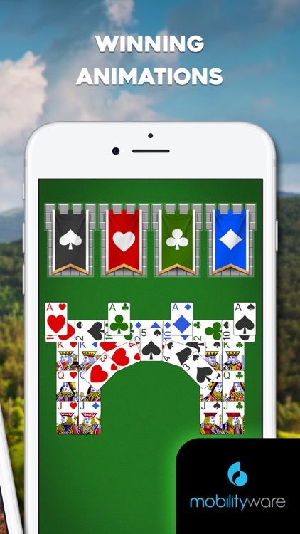 Castle Solitaire: Card Game screenshot-4