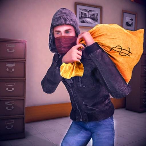 Idle Robbery : Sneak Thief Sim Icon
