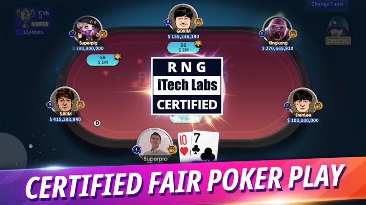 Fulpot Poker:Texas Holdem Game screenshot-8