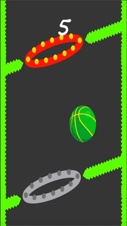 Flying Dunk Satisfying Games screenshot-3