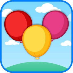 Pop Balloon Fun For Kids Games
