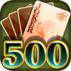 Rummy 500 - North Sky Games Cover Art