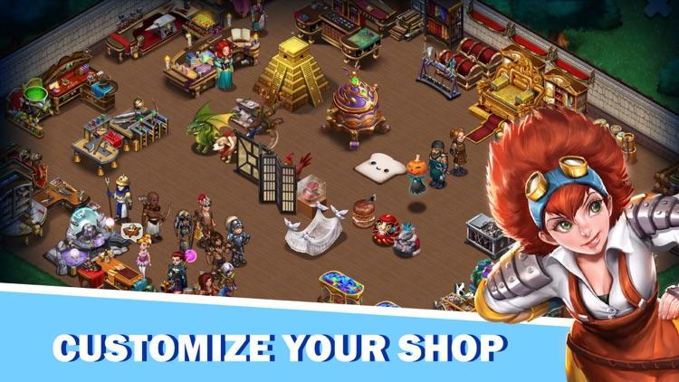Shop Heroes: Trade Tycoon