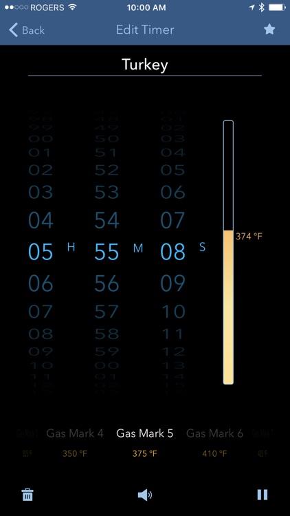 KitchenPad® Timer screenshot-4