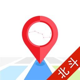北斗导航-高清卫星全景地图苹果版