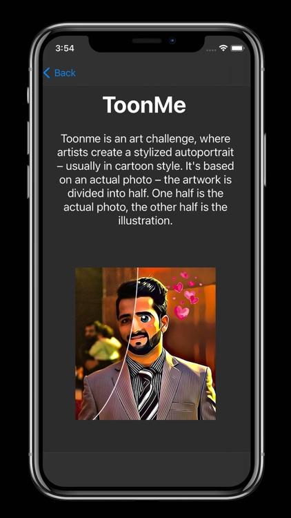 Toonme - Cartoon Photo Editor screenshot-8