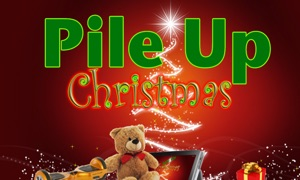 Pile Up Christmas Puzzle