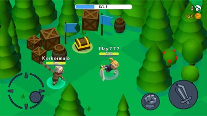 HeadHunters io: Battle Royale screenshot 7