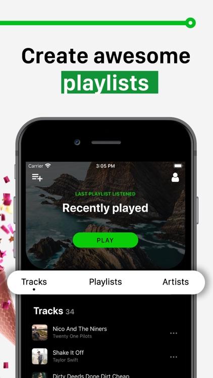eSound - Music Player App MP3 screenshot-7