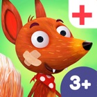 Little Fox Animal Doctor 3D icon