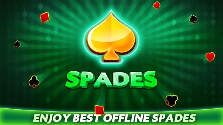 Spades !! screenshot-4