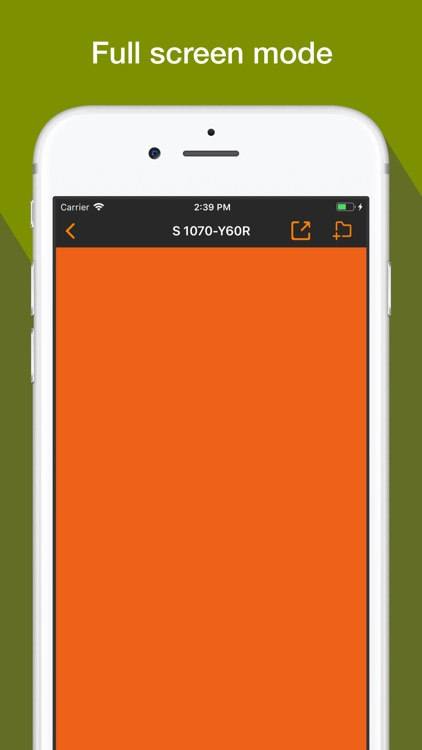 Ncs color chart. 3D fan deck screenshot-4