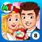 App Icon for My Town : Wedding Day App in Peru IOS App Store